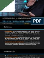 Tema 07 El Procesador de un Computador.pptx
