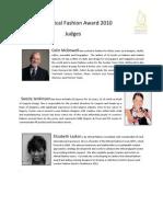SLDF - 2010 Judes Profiles