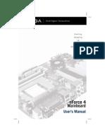 Asus Evga 133-K8-NF41 Owner's Manual