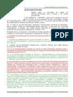 Resolução 291-08 (Atualizada Em 27.04.17)