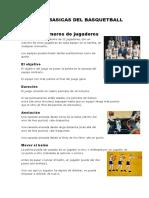 Reglas Basicas Del Basquetball