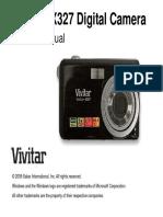 ViviCam X327 User Manual