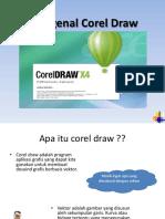 Mengenal Corel Draw pada siswa siswi smk tingkat dasar