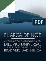 El Arca de Noé_ Aproximación Cartográfica Del Diluvio Universal y Los Orígenes de La Biodiversidad Bíblica