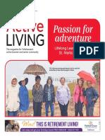November 2018 Active living