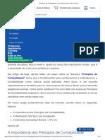 Princípios de Contabilidade_ o Que Preciso Saber Sobre o Tema