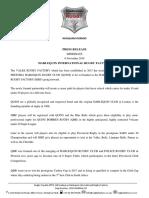HIRF Press Release
