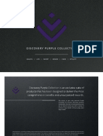 Discovery Purple Collection 2018