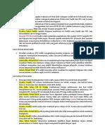 Press Release Sidang Pleno 1
