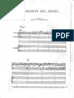 Piazzolla La Muerte Del Ángel