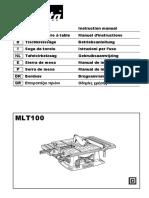MLT100 user guide