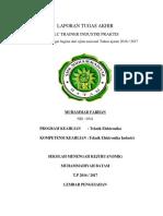 PLC TRAINER INDUSTRI PRAKTIS