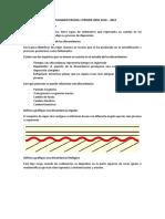 Cuencas sedimentarias cuestionario de estudio (ecuador)