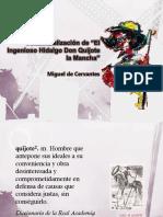 Contextualizacion q de La Mancha