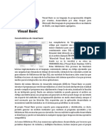 Que Es Visual Basic