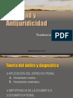 Tipicidad y Antijuridicidad (2)
