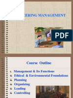Engineering Management Intro