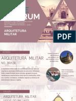 Arquitetura Militar _forte Do Brum - Sara e Lais