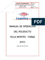 01 Manual de Operacion PVT