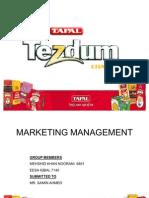 Tapal Tez Dum. UPDATED Audit