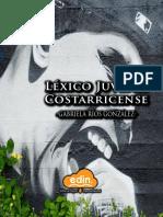 Lexico Juvenil Costarricense Edincr