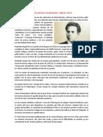 La Biografia de Merardo Angel Silva