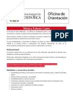 MusicaEnfasisCanto