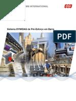 DYWIDAG - Pré-Esforço Barra