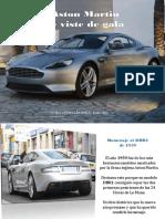 Iván Hernández Dalas  - Aston Martin se viste de gala