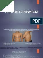 PECTUS CARINATUM
