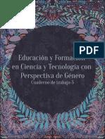 Educación y Formación en Ciencia y Tecnología con Perspectiva de Género