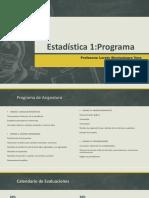 Estadística Introducción y Conceptos