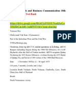 College English and Business Communication 10th Edition Camp Test Bank