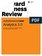Analytics 3.0 - Data Enrich Product and Service Offerings.en.Es