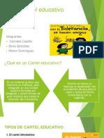 Cartel Educativo
