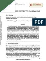 Diffuse Interstellar Bands, HerBig 1995