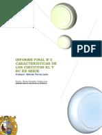 Final Informe 3 Electricos II