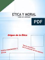 CLASE . Etica y Moral