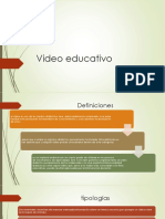 Video Educativo