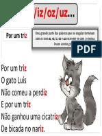 Cartaz Az.ez.Iz.oz.Uz (PDF)