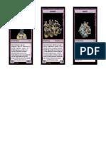 SAGA Cards Revenants