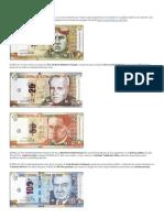 Billetes de Perú