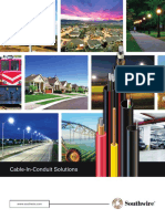 Southwire Cable in Conduit Product Catalog