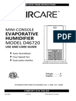 Humidifier - Essick Air D46720 File-1418309428
