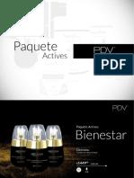 Paquete Actives