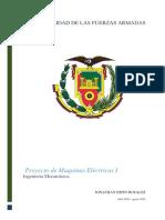 Informe Del Generdor Elemental