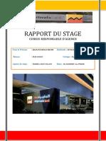 Rapport de Stage Ra