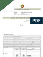 Silabo Derecho Civil de Los Bienes Oct 18 Feb 19