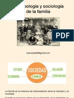 Sociología de la familia