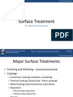 Lec 03 - Surface Treatment